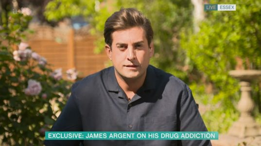 James Argent reveals cocaine addiction made him hate Gemma Collins - but 'guardian angel' Mark Wright saved his life