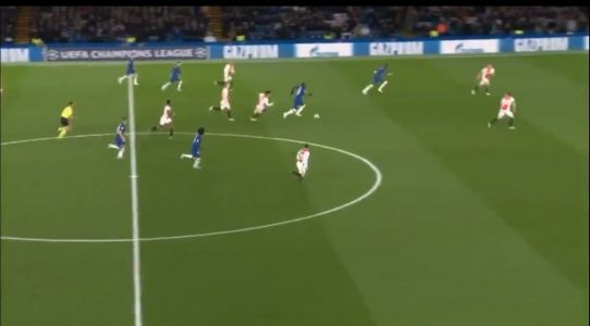 : That time Zouma ran the length of the pitch, beat 5 players and got a shot off