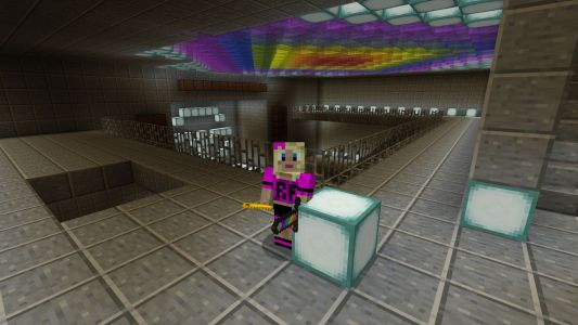This Minecraft dance music festival sounds almost as fun as the real thing
