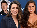 Lea Michele lookalike Monica Moskatow claims Cory Monteith comforted her after she was called ugly