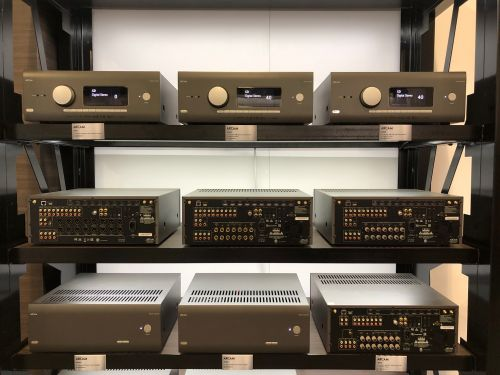 Arcam reveals complete new AV receiver range at CEDIA Expo