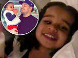 Rob Kardashian shares video of daughter Dream asking him to put the 'horses in the front'