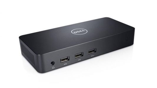 Save over $30 on this Dell docking station for extra laptop connectivity