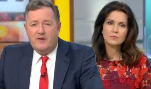 Piers Morgan rages over plans to scrap free parking for NHS staff: 'Utterly disgusting!'