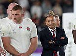 Eddie Jones predicts '60 per cent' of squad is going to be different from Japan