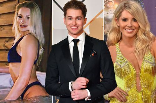 AJ Pritchard's love history as Strictly Come Dancing hunk goes public with new girlfriend