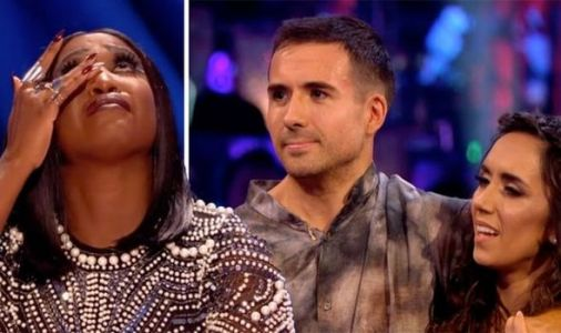 Strictly 2019: Motsi Mabuse can't speak through tears as Will Bayley inspires