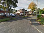 Armed raiders hold teenage girl, 14, at gunpoint and attack her father with an axe