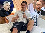 James Rodriguez arrived at Everton as a marquee signing, but leaves as a big-name flop