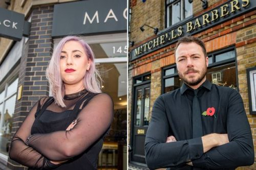 Essex street has 12 hairdressers in just 400 metres thanks to 'TOWIE effect'
