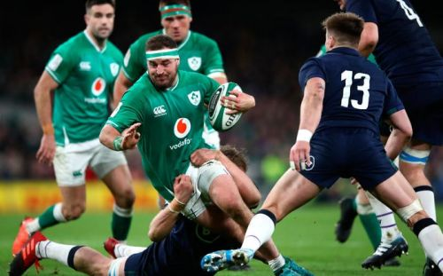 Ulster quartet keep places in Ireland team as Andy Farrell names unchanged squad for England clash