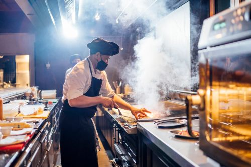 An Arizona restaurant boss is scrapping menu items that are difficult to prepare and cutting dishwashing rotas to keep staff happy in the labor shortage