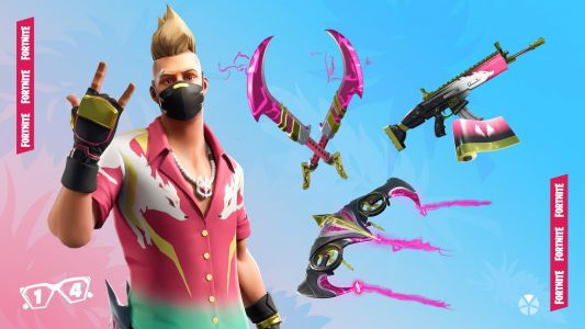 Fortnite gave a classic outfit a $15 makeover for the summer, and fans are not happy