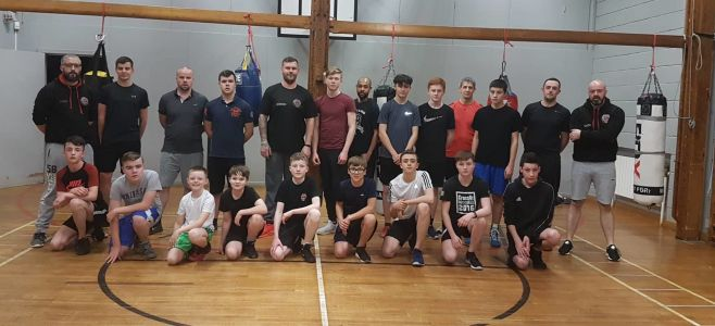 Solution in sight for over capacity Aberdeenshire boxing club
