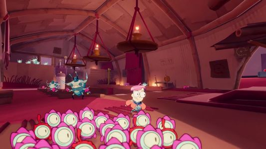 Tinykin is indoor Pikmin, and it's coming to Steam