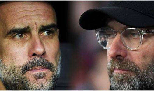 Man City team news: Predicted 4-3-3 line up vs Liverpool - Guardiola to make three changes
