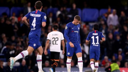 Pulisic benched as Chelsea fall to Valencia
