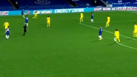 : Ben Chilwell grabs a debut assist for Olivier Giroud