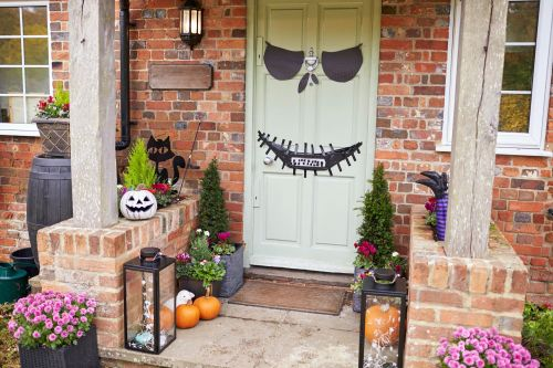 Homeowners insurance claims spike at Halloween. Make sure you have the coverage you need, before you need it