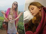 Mum and daughter, six, were shouted at and spat on as they escaped lockdown in India
