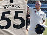 Ben Stokes reveals he's now a SPURS fan after the club sent him a shirt following Ashes heroics
