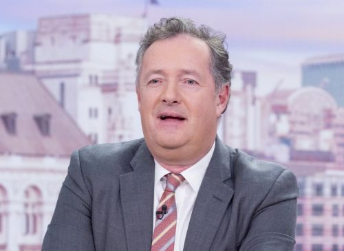 Piers Morgan extends Good Morning Britain contract for another year