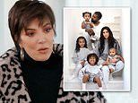 Kim Kardashian opted for West Christmas pic as she 'could not really agree' with Kardashian-Jenners