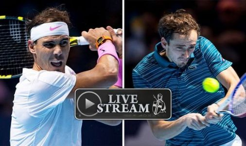 Rafael Nadal vs Daniil Medvedev free live stream: How to watch ATP Finals at no cost