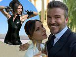 'I like that one in the little black catsuit.': David Beckham reveals why he fell for Victoria
