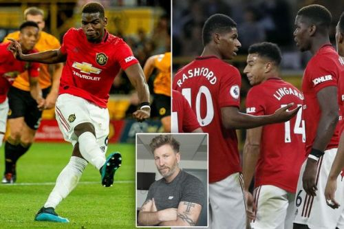 Paul Pogba taking penalty at Wolves shows there is good chemistry in Man Utd squad