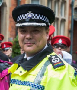 My Story: Deputy Chief Constable Phil Cain - the half-Chinese council estate kid who didn't even know what a-levels were