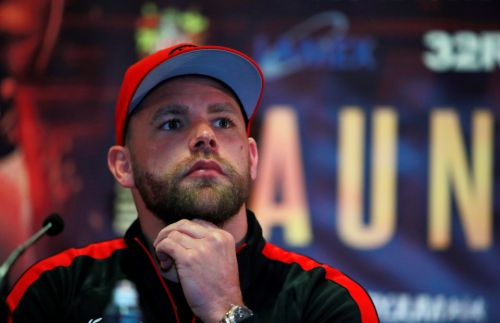 Billy Joe Saunders to fight unknown Isufi in non WBO world title scrap at Stevenage FC