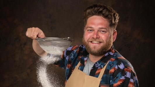 Bake Off: Food for thought as Armagh man Mark serves up Turkish delight