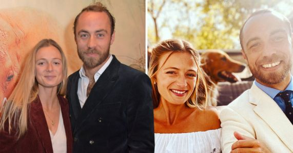 Kate watches her brother James Middleton marry fiancee in secret French wedding