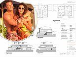 Michelle Keegan and Mark Wright reveal stunning plans for rebuild of their £1.3m Essex home