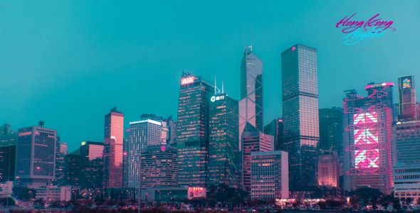Photographer Makes Hong Kong Look Like Something Out Of A Video Game