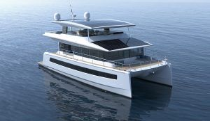 Silent 62 first look: Tri-deck electric catamaran offers superyacht-style luxury