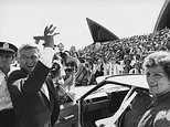 Bob Hawke brings Australia together again at the Sydney Opera House where he launched 1983 campaign