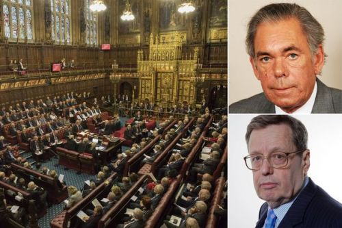 Aristocrat peers pocket £4million of taxpayer cash for sitting in House of Lords