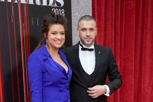 Shayne Ward and Sophie Austin through the years
