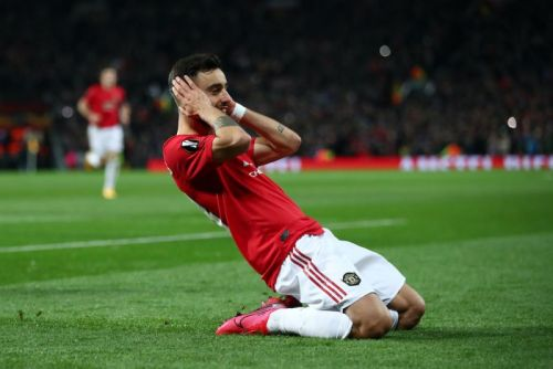 Man United star Fernandes hits back at 'Bruno only scores with penalties' talk