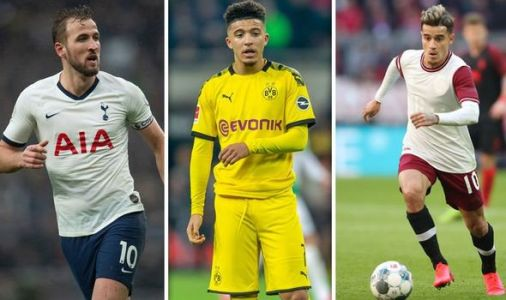 Harry Kane to Man City for £150m, Coutinho pushed to Chelsea, Sancho to Man Utd latest