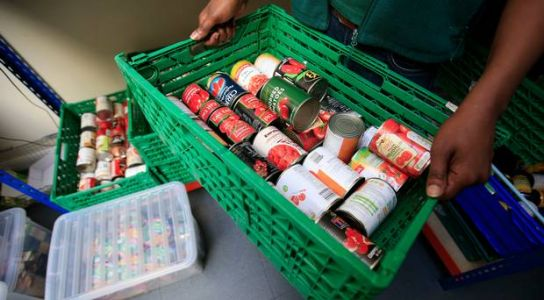 Charity reveals 15,000 children received emergency food supplies last year