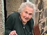 Grandmother, 93, records message from lockdown to reassure her grandchildren she is fighting fit