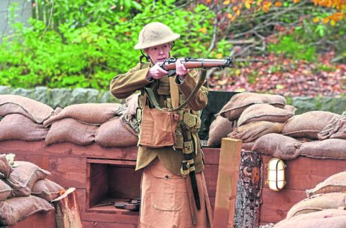 Gordon Highlanders Museum has been transformed as chief executive leaves five-star venue in good health