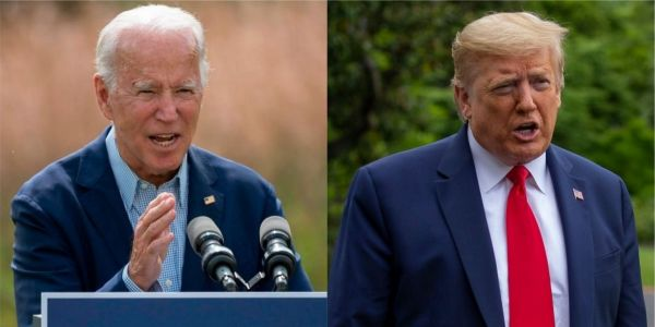 Trump says he's 'strongly demanding' Biden is drug tested ahead of their first presidential debate