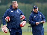 Eddie Jones WILL miss the start of England's Six Nations camp after being put into self-isolation