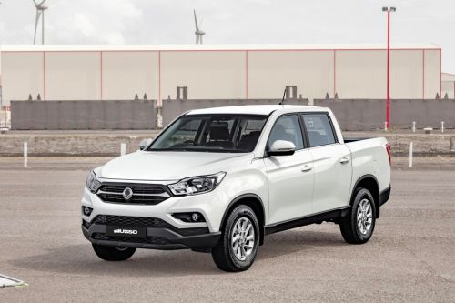 Win an awesome SsangYong Musso pick-up truck worth £26,394 - with a 7-year warranty!