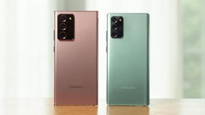 Samsung Goes Big on Power, Size, and 5G With Galaxy Note20, Note20 Ultra