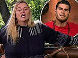 'm A Celebrity reject Ajay Rochester takes another swipe at Love Island star Justin Lacko